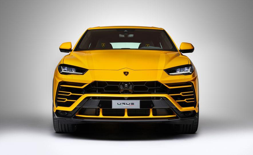 2019 Lamborghini Urus - Slide 13
