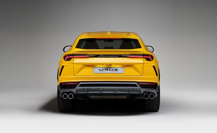 2019 Lamborghini Urus - Slide 17