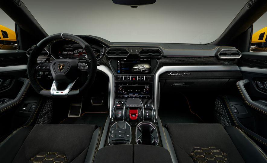 2019 Lamborghini Urus - Slide 18