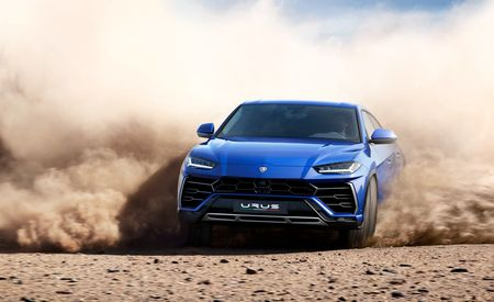 The 2019 Lamborghini Urus Truly Is the Lambo of SUVs – Official Photos and Info