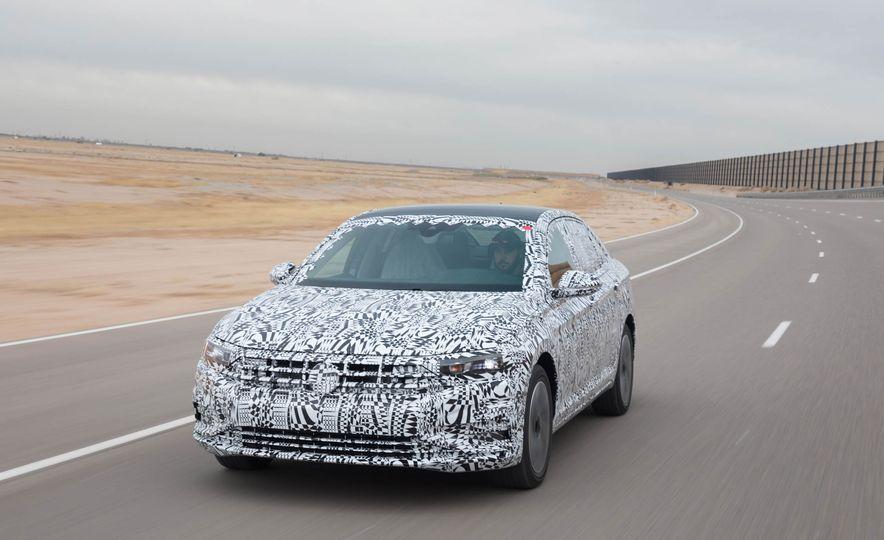 2019 Volkswagen Jetta (artist's rendering) - Slide 6