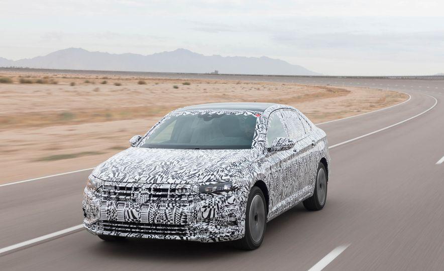 2019 Volkswagen Jetta (artist's rendering) - Slide 5