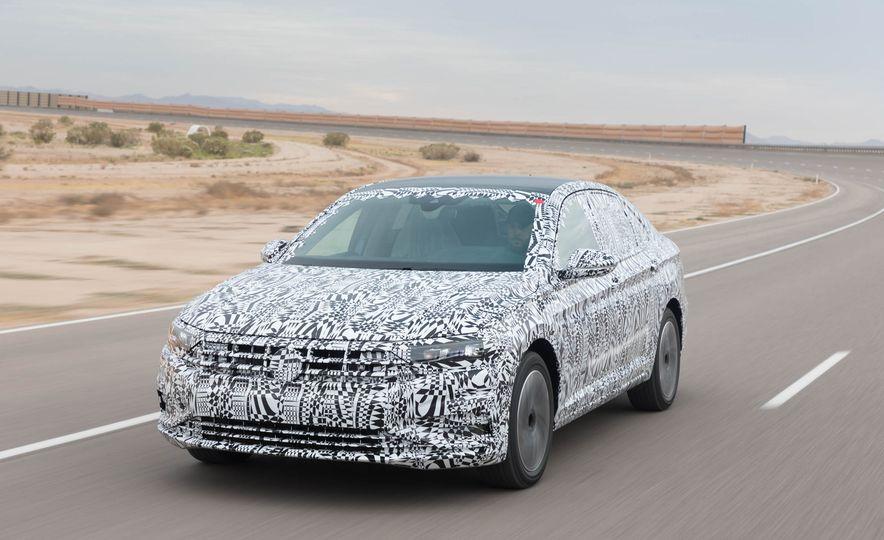 2019 Volkswagen Jetta (artist's rendering) - Slide 7