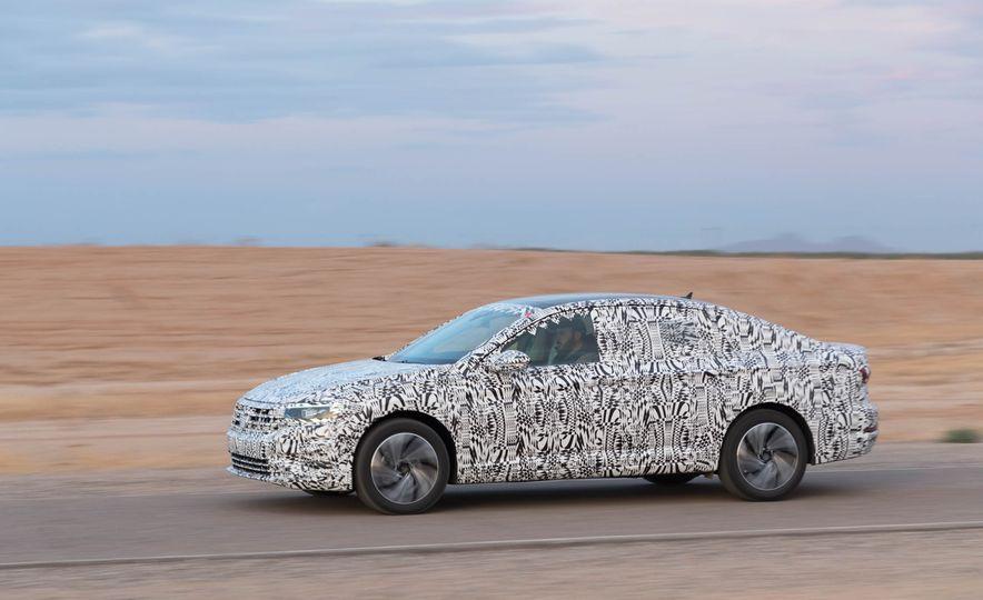 2019 Volkswagen Jetta (artist's rendering) - Slide 12