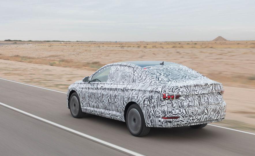 2019 Volkswagen Jetta (artist's rendering) - Slide 13