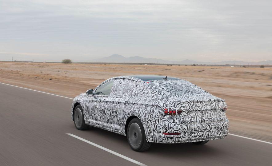 2019 Volkswagen Jetta (artist's rendering) - Slide 10