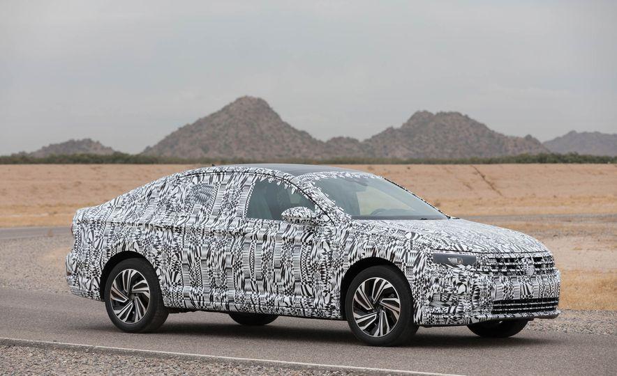 2019 Volkswagen Jetta - Slide 17