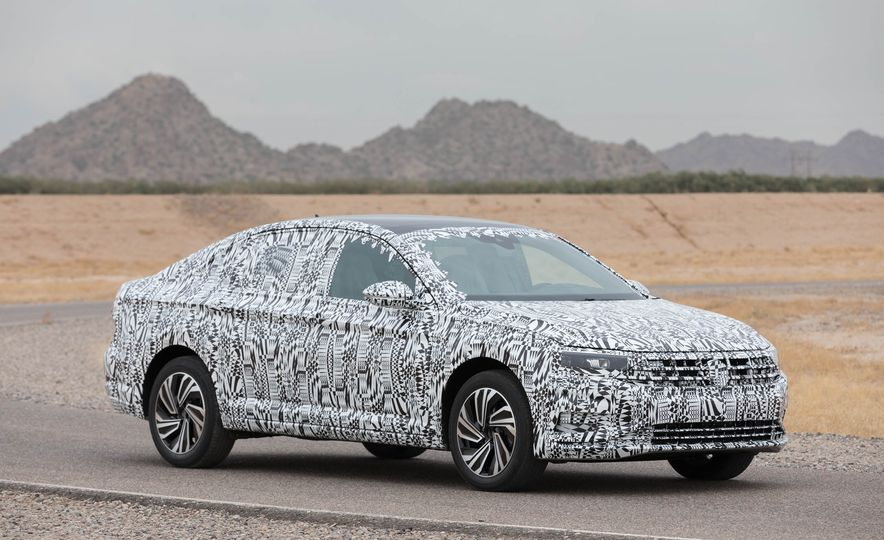 2019 Volkswagen Jetta - Slide 18