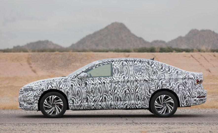 2019 Volkswagen Jetta (artist's rendering) - Slide 18