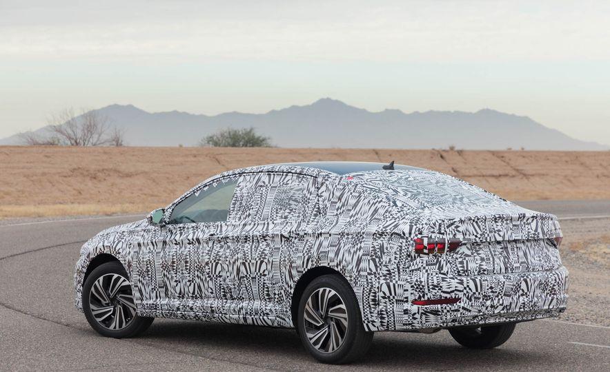 2019 Volkswagen Jetta (artist's rendering) - Slide 17