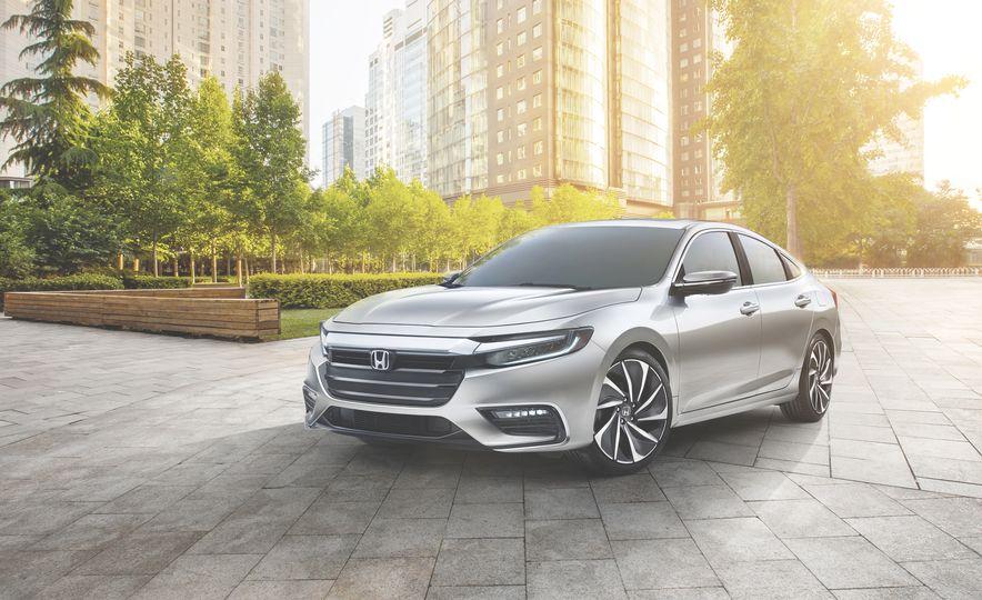 2019 Honda Insight Prototype - Slide 1