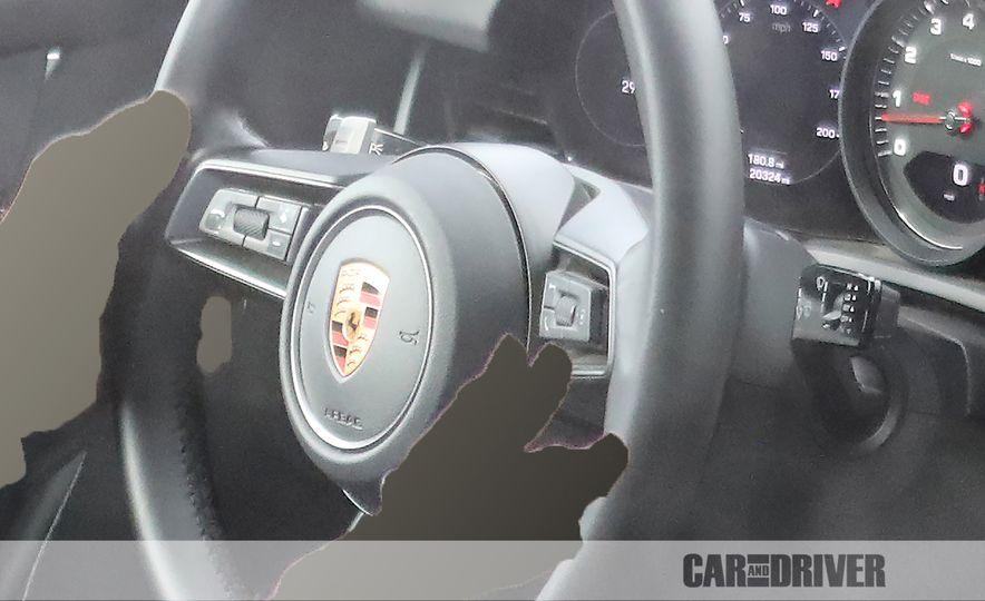 2020 Porsche 911 (spy photo) - Slide 4