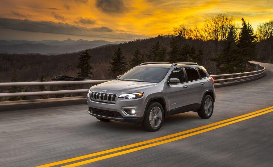 2019 Jeep Cherokee - Slide 1