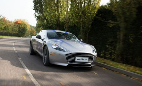 electric car motor horsepower 2000 hp astonmartinrapideeprototype car and driver electric aston martin rapide to get 600plus horsepower