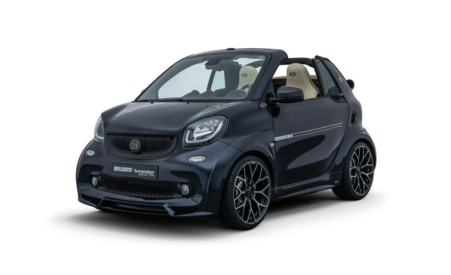 Brabus Smart Fortwo Sunseeker Limited Edition - Slide 1