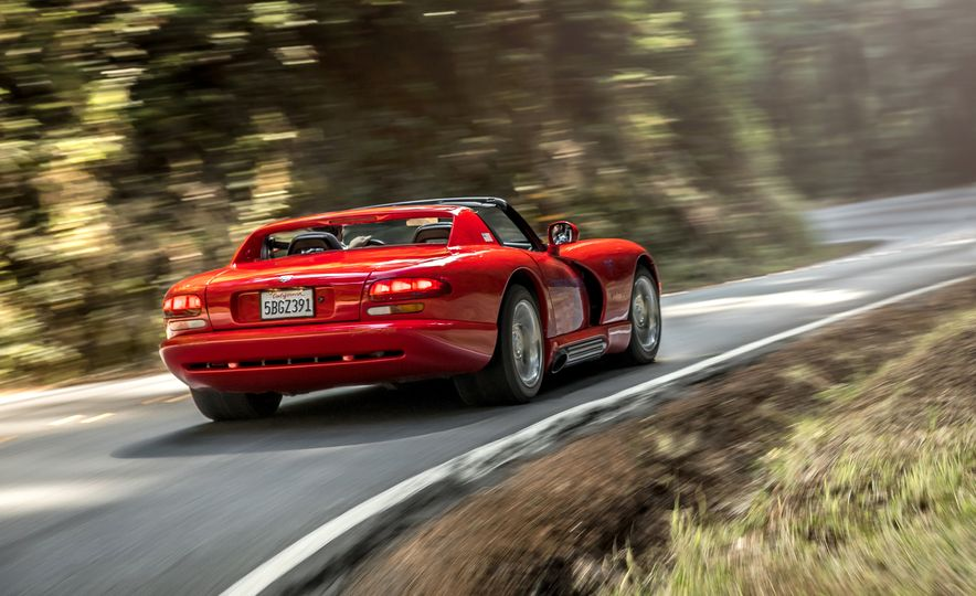 The Dodge Viper Is Dead, But Its Factory Will House FCA's Historic Car Collection - Slide 14