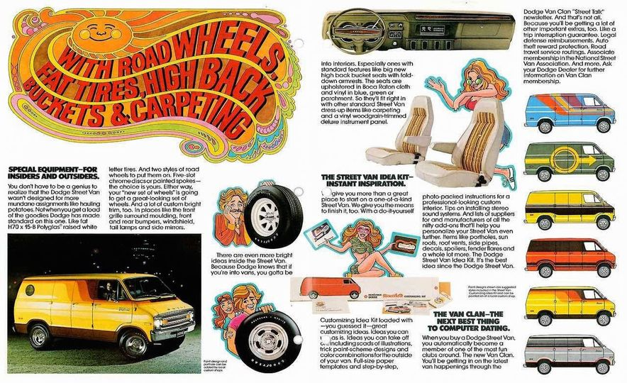 15 Of The Raddest Factory Custom And Small Batch Production Vans 1970s