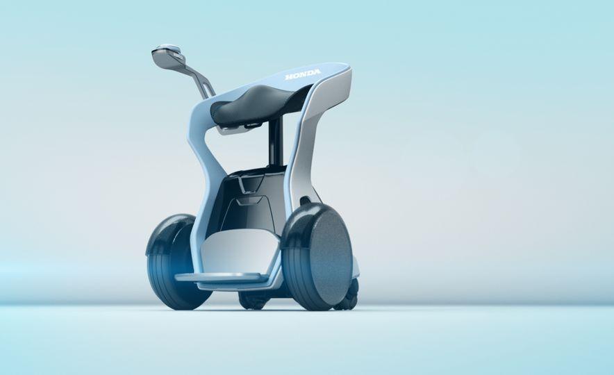 Honda 3E robot concepts - Slide 2