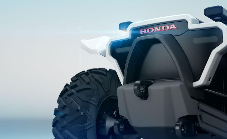 Honda 3E robot concepts - Slide 3
