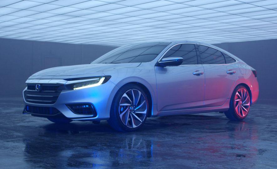 2019 Honda Insight Prototype - Slide 6