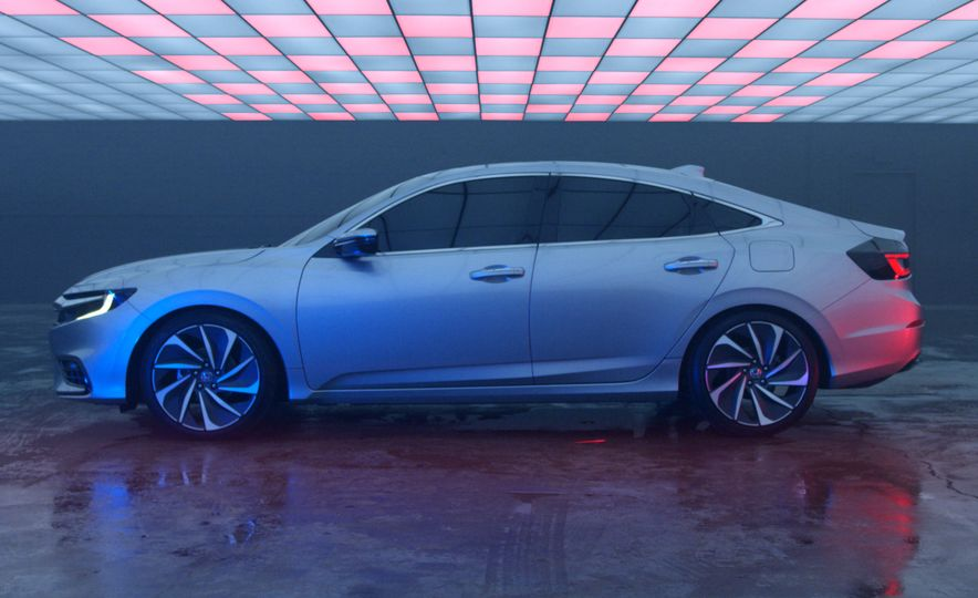 2019 Honda Insight Prototype - Slide 7