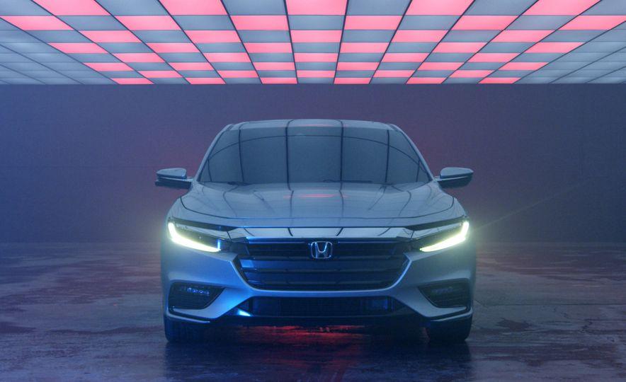 2019 Honda Insight Prototype - Slide 5