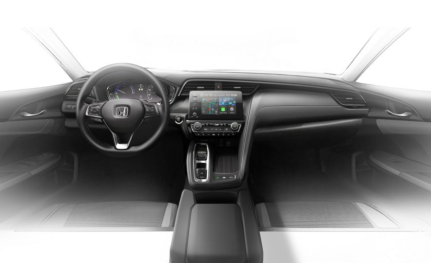 2019 Honda Insight Prototype - Slide 10