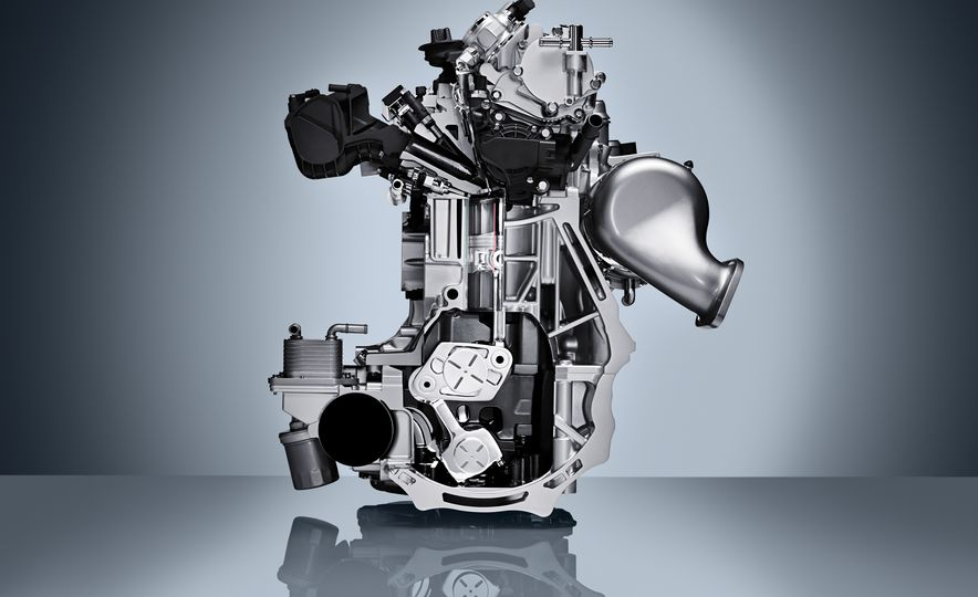 Under Pressure: The Science Behind Infiniti's Variable-Compression-Ratio Engine - Slide 1