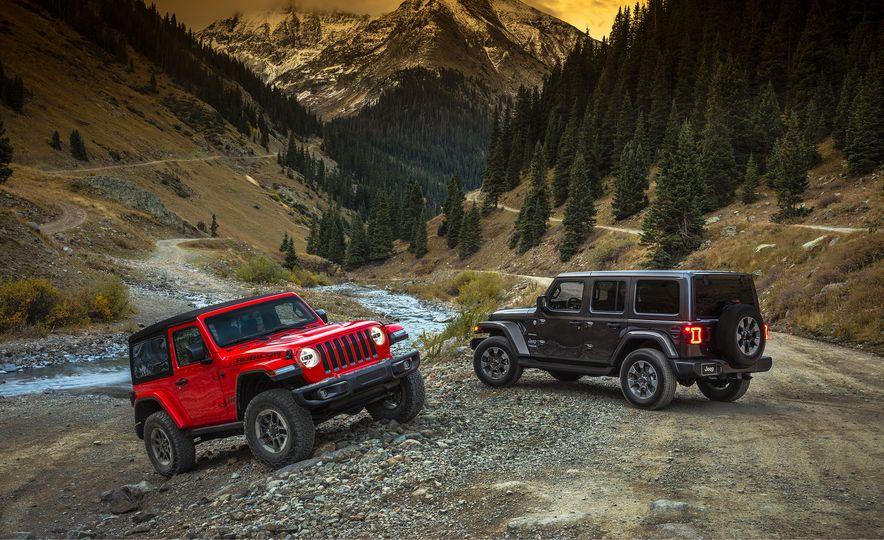 2018 Jeep Wrangler Sport - Slide 5