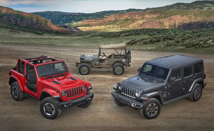 Jeep Things: What to Know About the All-New 2018 Wrangler