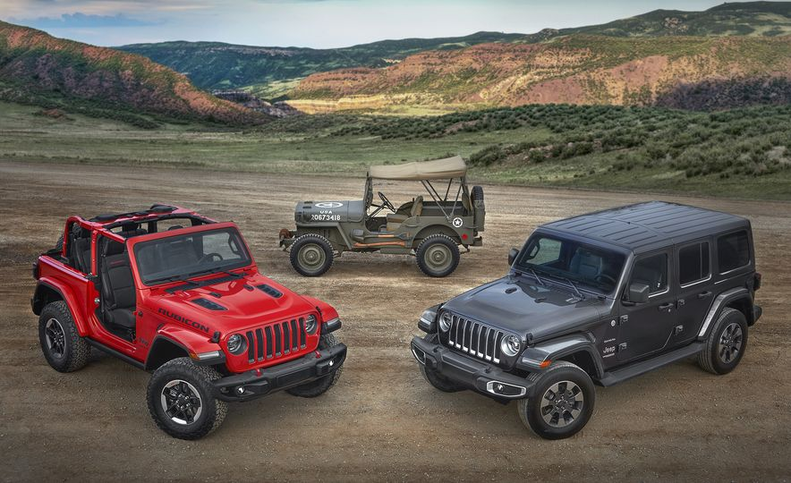 Jeep Things: What to Know About the All-New 2018 Wrangler - Slide 1