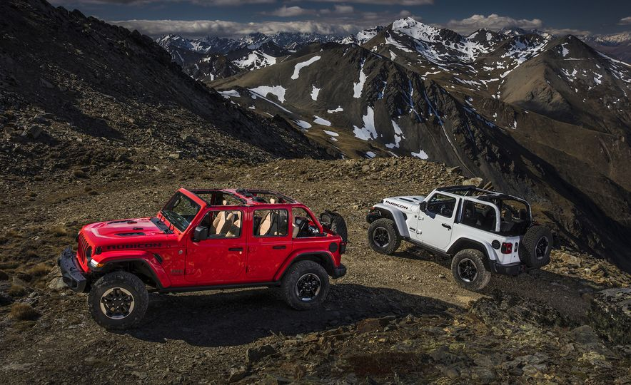Jeep Things: What to Know About the All-New 2018 Wrangler - Slide 4