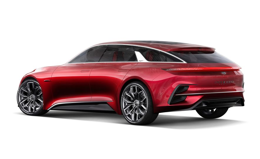 Our 10 Favorite Concept Cars of the Year - Slide 8