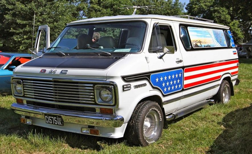 15 of the Raddest Factory Custom and Small-Batch Production Vans of the 1970s - Slide 5