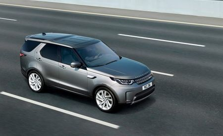 Land Rover Discovery Goes Commercial with Cargo Variant