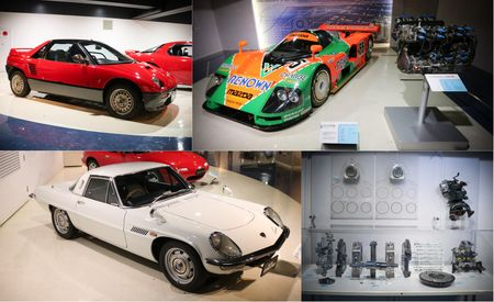 Mazda Museum, Hiroshima: Welcome to Rotor City