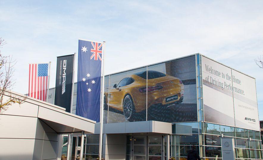 OMG AMG: We Go Inside Mercedes-AMG Headquarters in Affalterbach - Slide 1