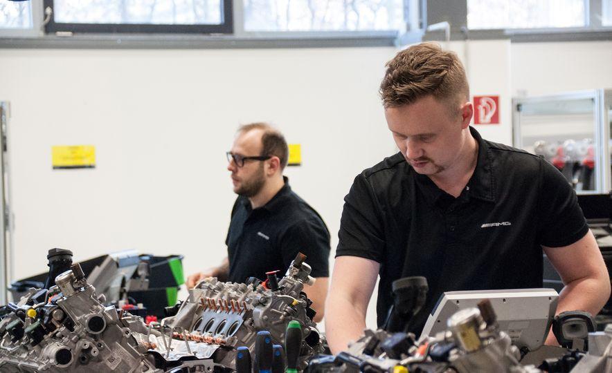 OMG AMG: We Go Inside Mercedes-AMG Headquarters in Affalterbach - Slide 15