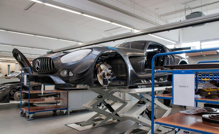 OMG AMG: We Go Inside Mercedes-AMG Headquarters in Affalterbach - Slide 19