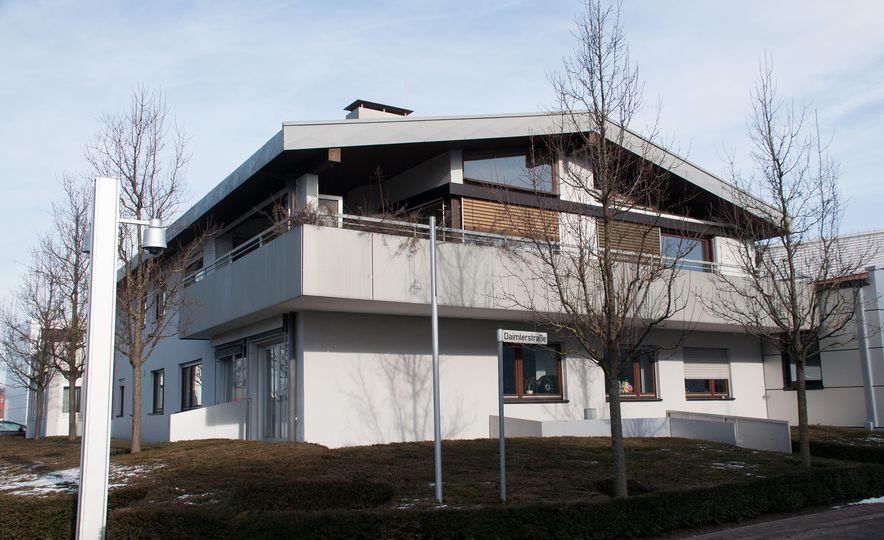 OMG AMG: We Go Inside Mercedes-AMG Headquarters in Affalterbach - Slide 2