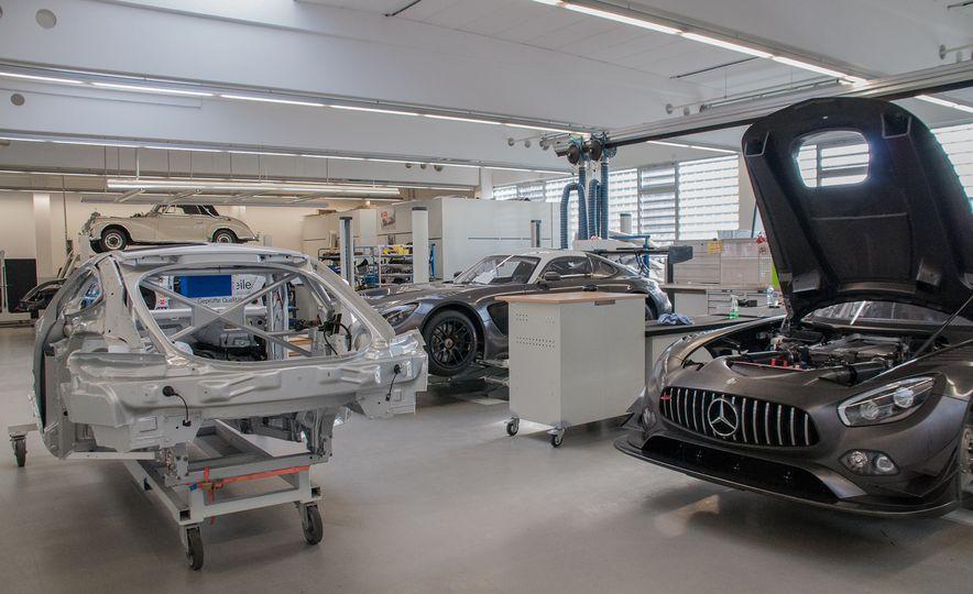 OMG AMG: We Go Inside Mercedes-AMG Headquarters in Affalterbach - Slide 20