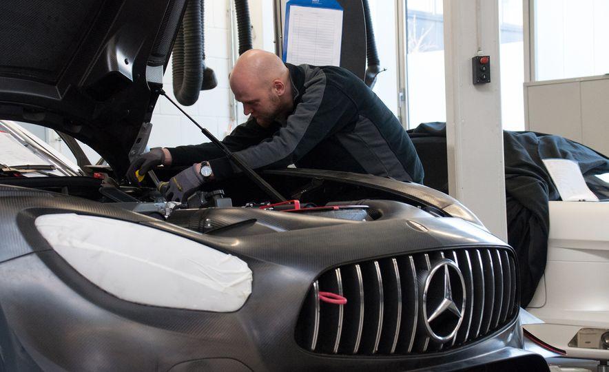 OMG AMG: We Go Inside Mercedes-AMG Headquarters in Affalterbach - Slide 21