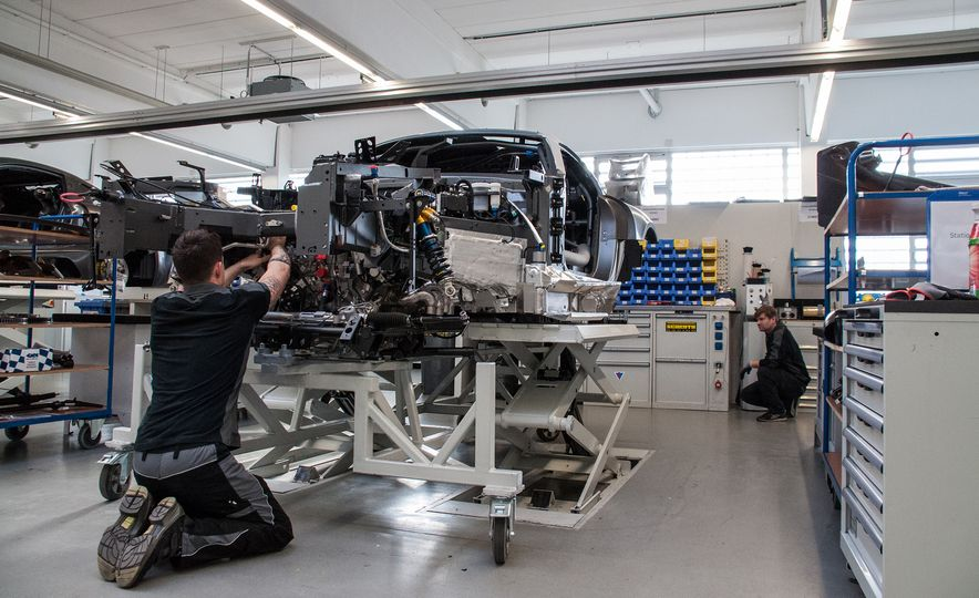 OMG AMG: We Go Inside Mercedes-AMG Headquarters in Affalterbach - Slide 24