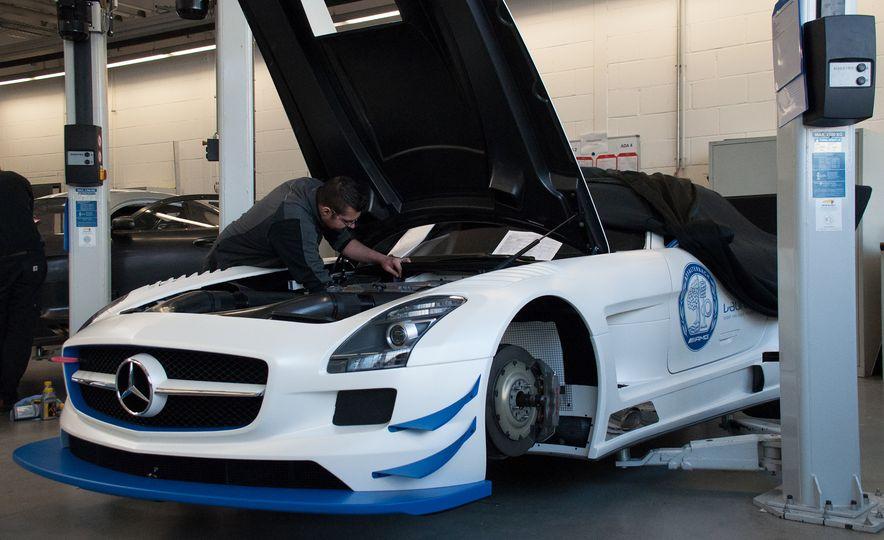 OMG AMG: We Go Inside Mercedes-AMG Headquarters in Affalterbach - Slide 25