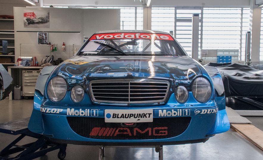 OMG AMG: We Go Inside Mercedes-AMG Headquarters in Affalterbach - Slide 26