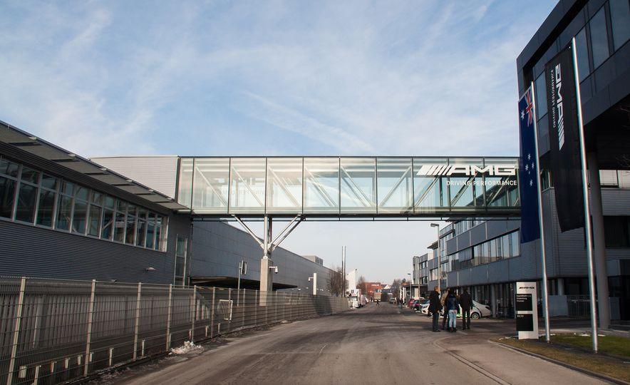 OMG AMG: We Go Inside Mercedes-AMG Headquarters in Affalterbach - Slide 3