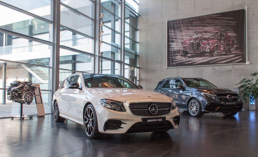 OMG AMG: We Go Inside Mercedes-AMG Headquarters in Affalterbach - Slide 4