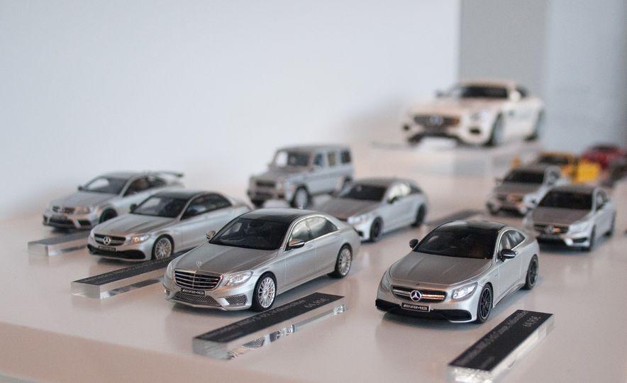 OMG AMG: We Go Inside Mercedes-AMG Headquarters in Affalterbach - Slide 5