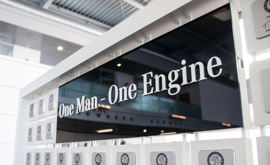 OMG AMG: We Go Inside Mercedes-AMG Headquarters in Affalterbach - Slide 7