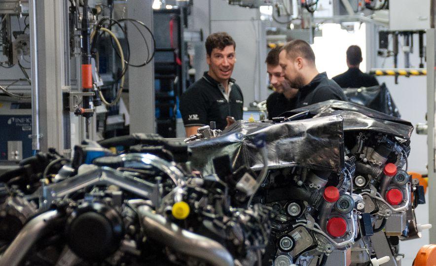 OMG AMG: We Go Inside Mercedes-AMG Headquarters in Affalterbach - Slide 8